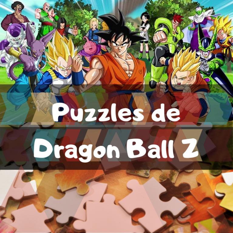 Lee más sobre el artículo Los mejores puzzles de Dragon Ball Z