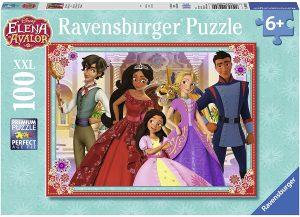 Los mejores puzzles de Elena de Ávalor - Puzzle de Panorama de Elena de Ávalor de 200 piezas de Ravensburger 2