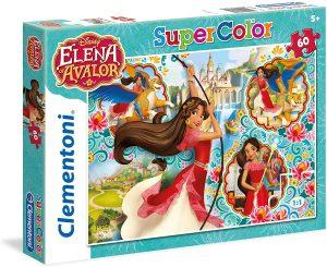 Los mejores puzzles de Elena de Ávalor - Puzzle de imágenes de Elena de Ávalor de 60 piezas de Clementoni 2