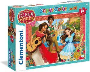 Los mejores puzzles de Elena de Ávalor - Puzzle de imágenes de Elena de Ávalor de 60 piezas de Clementoni 3