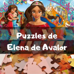 Los mejores puzzles de Elena de Ávalor - Puzzles de Elena de Ávalor - Puzzle de Elena de Ávalor