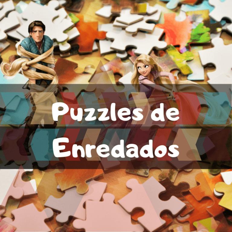 Lee más sobre el artículo Los mejores puzzles de Enredados – Rapunzel