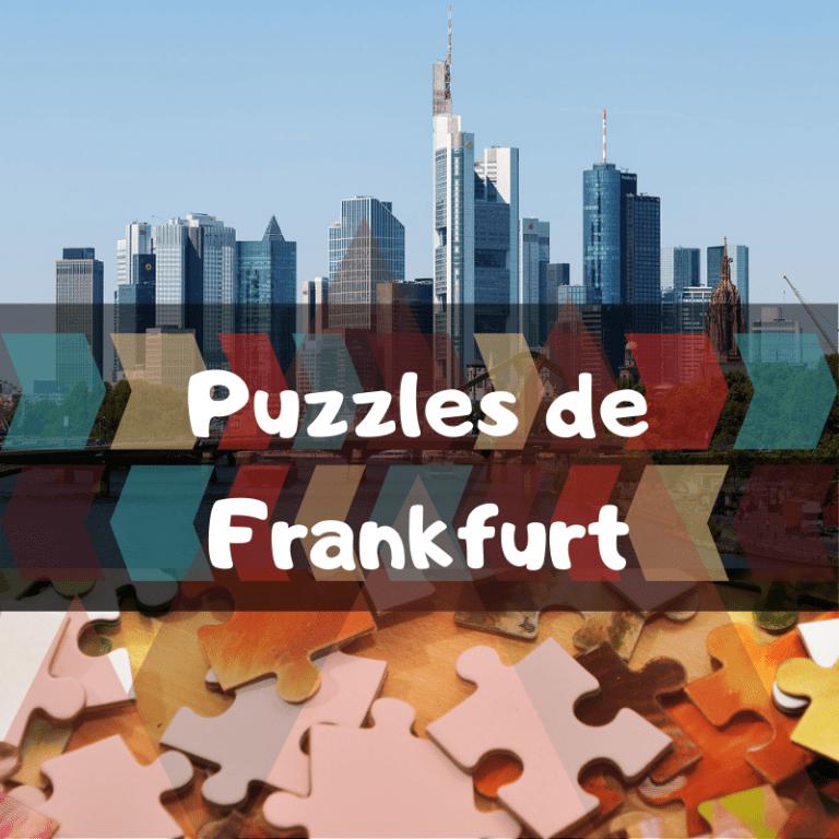 Los mejores puzzles de Frankfurt