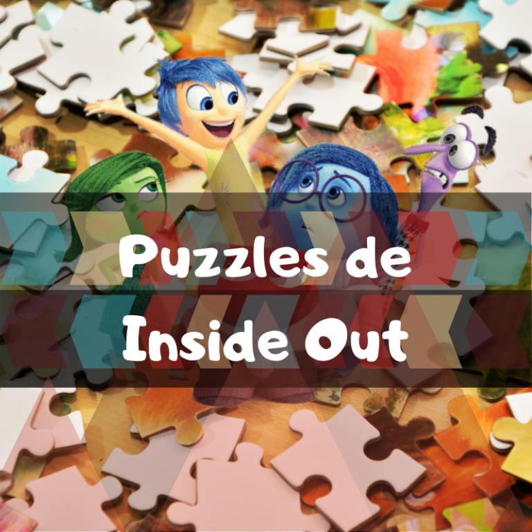 Los mejores puzzles de Inside Out – Del Revés