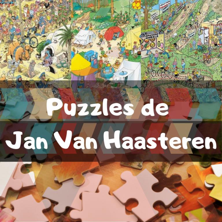 Los mejores puzzles de Jan Van Haasteren