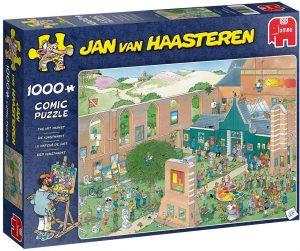 Los mejores puzzles de Jan Van Haasteren de Jumbo de 1000 piezas - Puzzle de Mercado de Arte