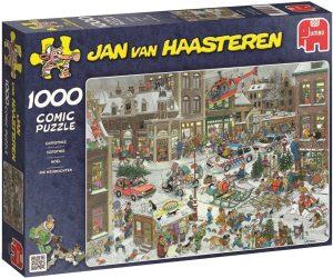 Los mejores puzzles de Jan Van Haasteren de Jumbo de 1000 piezas - Puzzle de Navidad