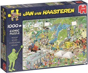 Los mejores puzzles de Jan Van Haasteren de Jumbo de 1000 piezas - Puzzle de TV STudios