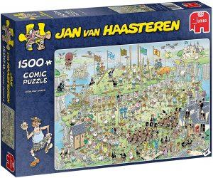 Los mejores puzzles de Jan Van Haasteren de Jumbo de 1500 piezas - Puzzle de Highlands