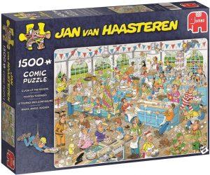 Los mejores puzzles de Jan Van Haasteren de Jumbo de 1500 piezas - Puzzle de Panaderos