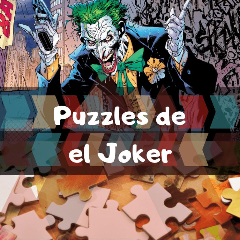 Los mejores puzzles del Joker