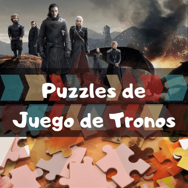 Lee más sobre el artículo Los mejores puzzles de Juego de Tronos – Game of Thrones