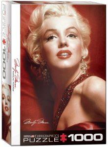 Los mejores puzzles de Marilyn Monroe - Puzzle de foto de Marilyn Monroe de 1000 piezas de Eurographics