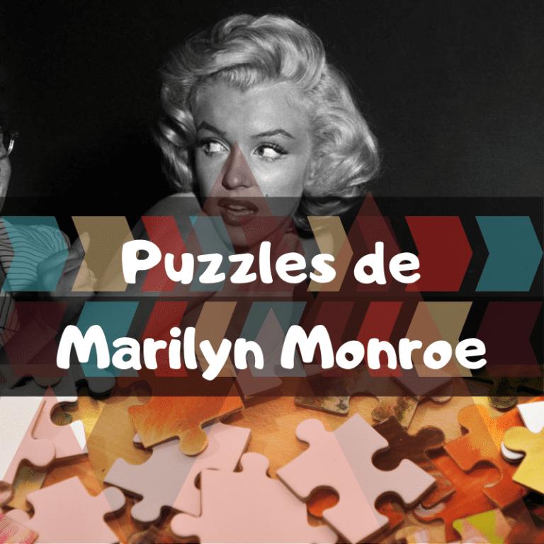 Lee más sobre el artículo Los mejores puzzles de Marilyn Monroe