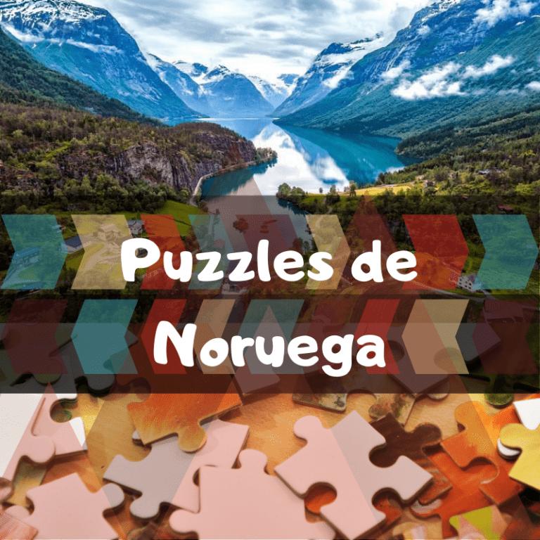 Los mejores puzzles de Noruega