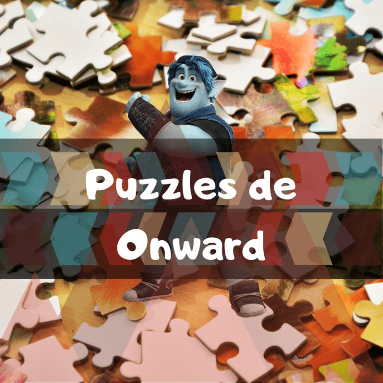 Los mejores puzzles de Onward