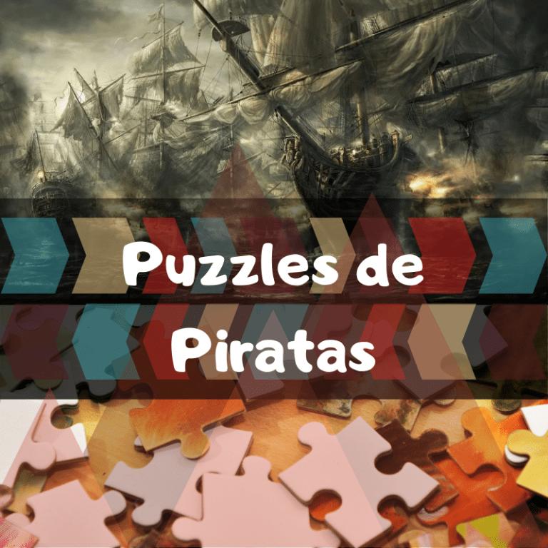 Los mejores puzzles de Piratas