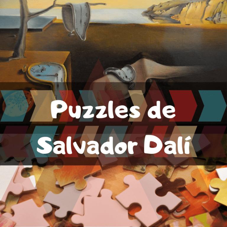 Los mejores puzzles de Salvador Dalí