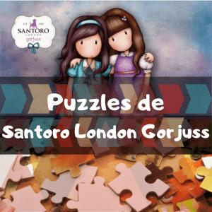 Los mejores puzzles de Santoro London Gorjuss - Puzzles de Santoro London Gorjuss