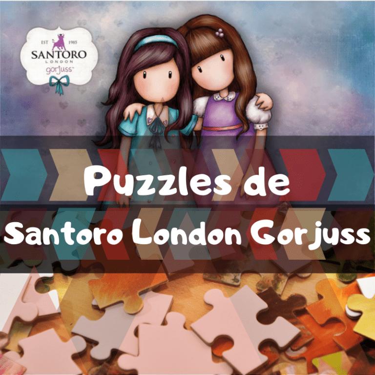 Los mejores puzzles de Santoro London Gorjuss