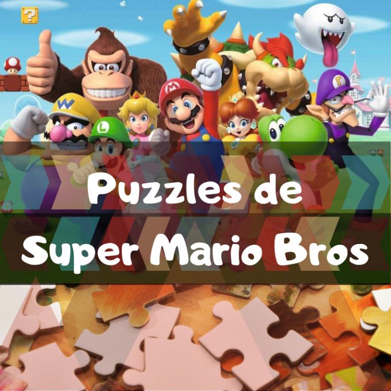 Los mejores puzzles de Super Mario Bros