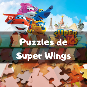 Los mejores puzzles de Super Wings - Puzzles de Super Wings - Comprar Puzzle de SuperWings