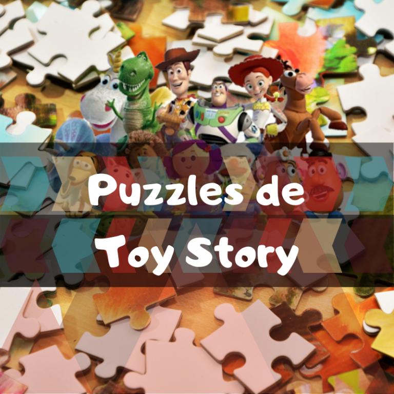 Los mejores puzzles de Toy Story