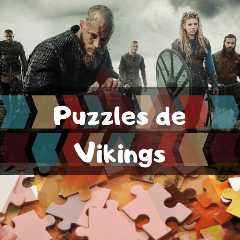 Los mejores puzzles de Vikingos