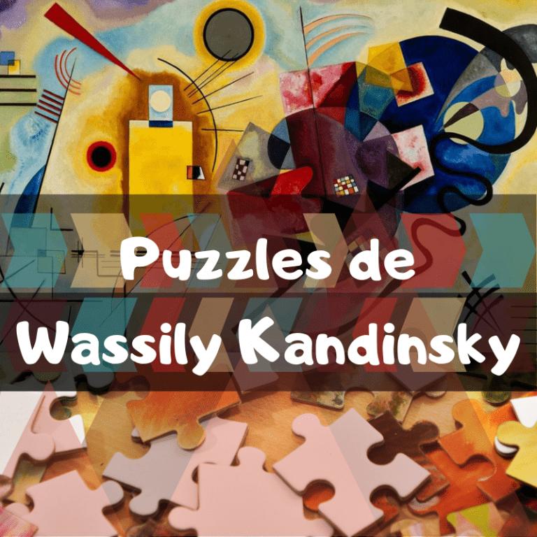 Los mejores puzzles de Wassily Kandinsky