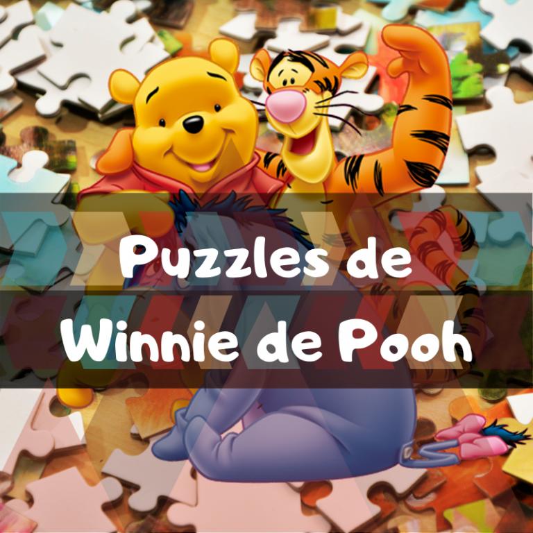 Los mejores puzzles de Winnie de Pooh