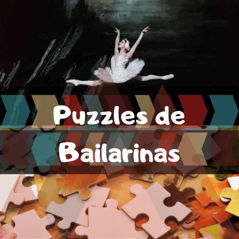 Los mejores puzzles de bailarinas