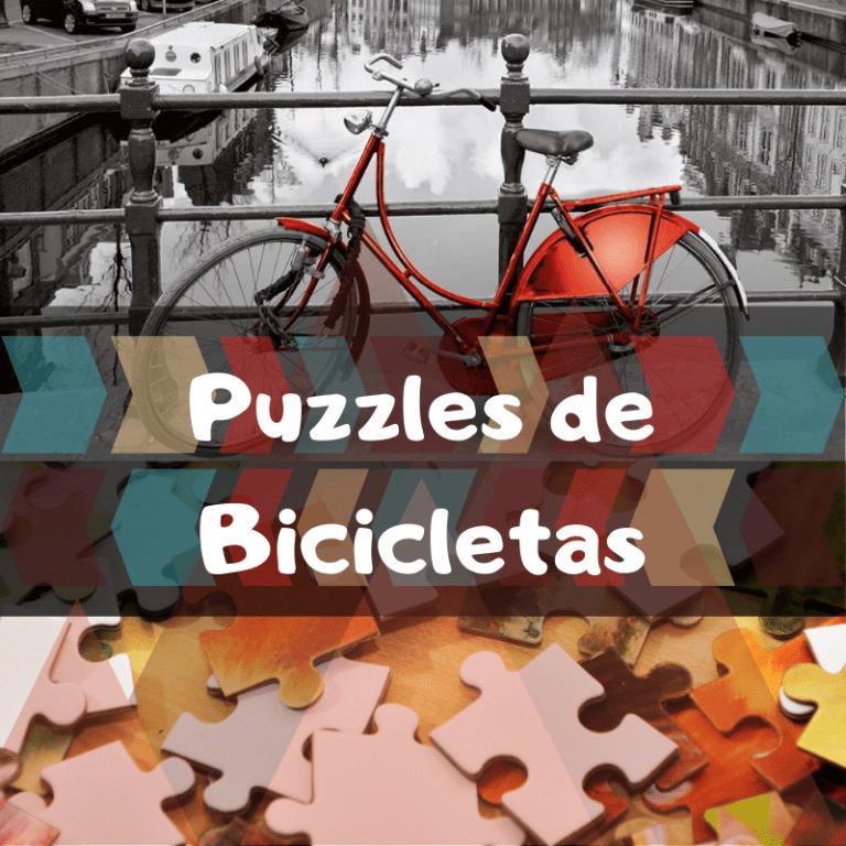 Los mejores puzzles de Bicicletas
