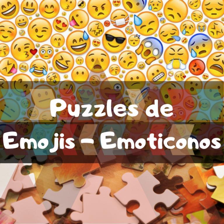 Lee más sobre el artículo Los mejores puzzles de Emojis – Emoticonos