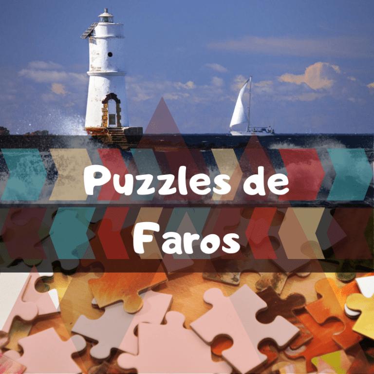 Los mejores puzzles de faros