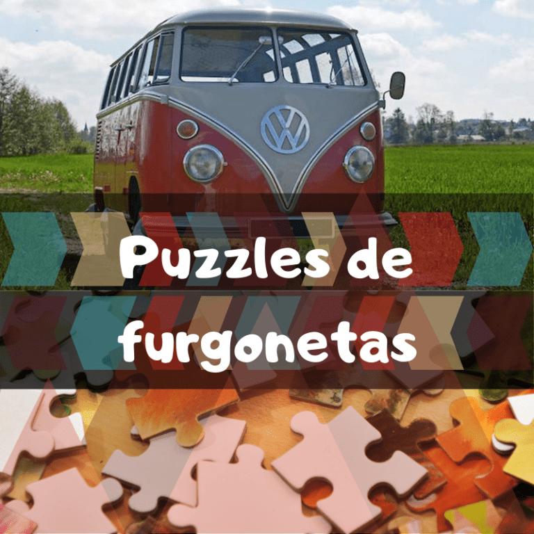 Los mejores puzzles de furgonetas Volkswagen