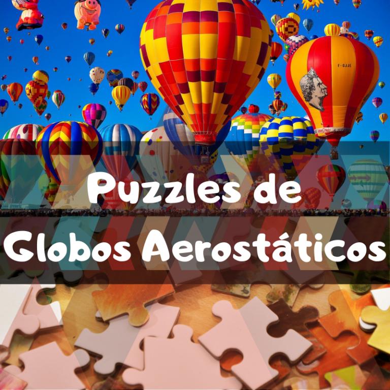 Los mejores puzzles de globos aerostáticos
