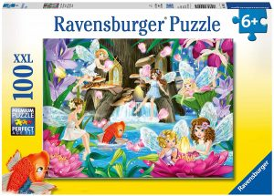 Los mejores puzzles de hadas - Puzzle de hadas de 100 piezas de Ravensburger