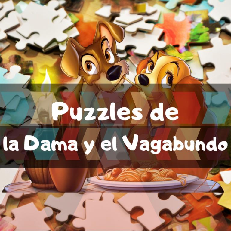 Los mejores puzzles de la Dama y el Vagabundo