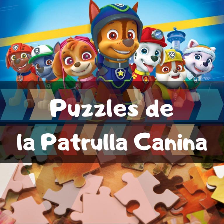 Lee más sobre el artículo Los mejores puzzles de La Patrulla Canina