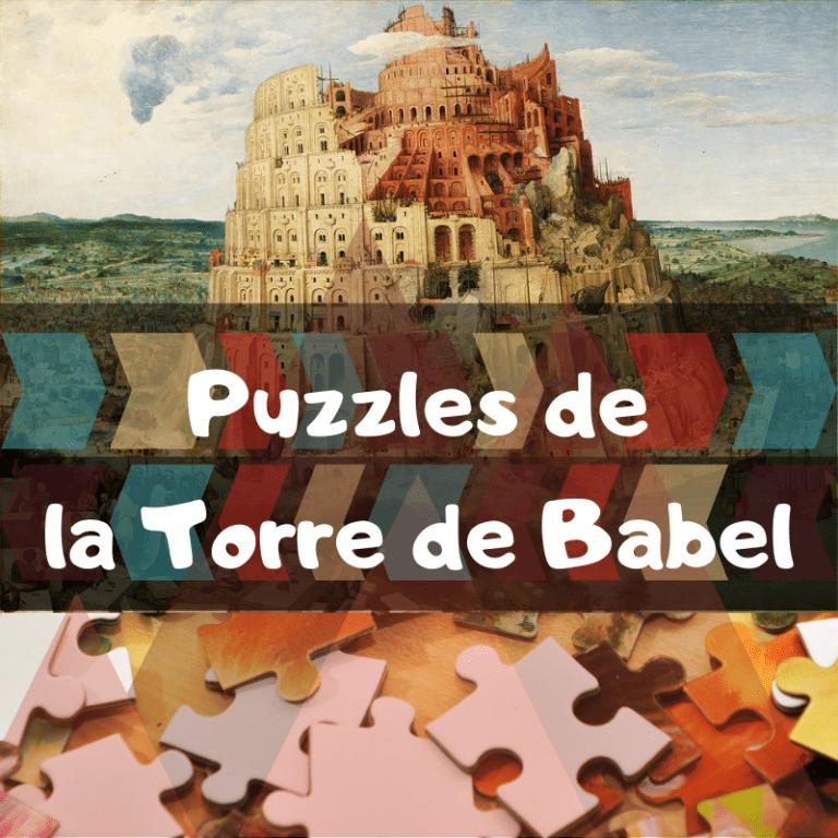 Los mejores puzzles de la Torre de Babel
