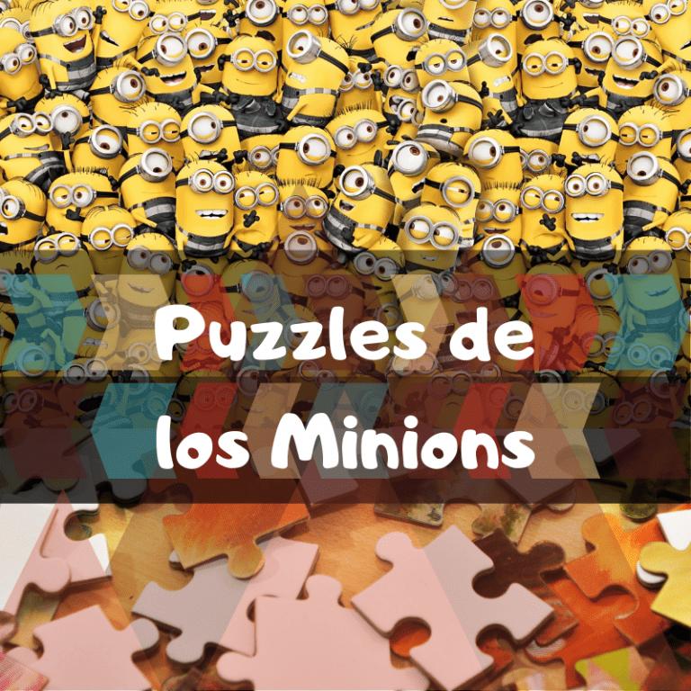 Lee más sobre el artículo Los mejores puzzles de los minions