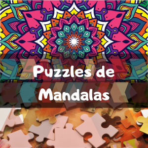 Los mejores puzzles de mandalas - Puzzles de Mandalas - Puzzle de Mandala