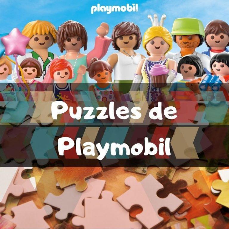 Lee más sobre el artículo Los mejores puzzles de playmobil