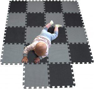 Los mejores puzzles de suelo para bebés - Puzzle básico de alfombra para bebés - Puzzles infantiles de alfombra de suelo para bebés