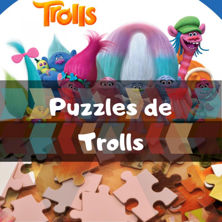 Lee más sobre el artículo Los mejores puzzles de trolls