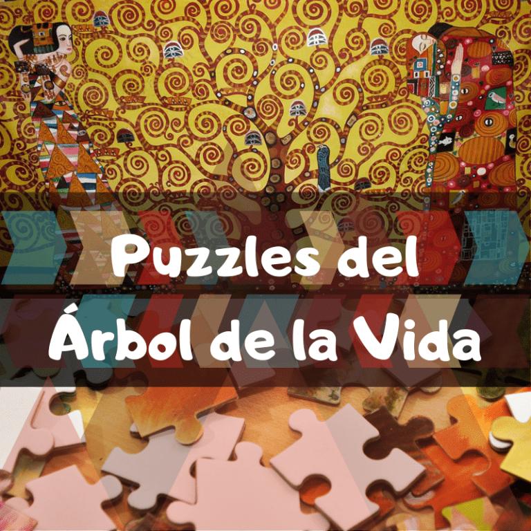 Los mejores puzzles del Árbol de la Vida de Gustav Klimt