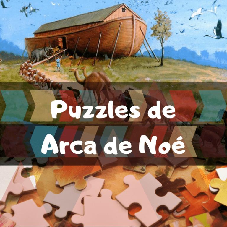 Los mejores puzzles del Arca de Noé