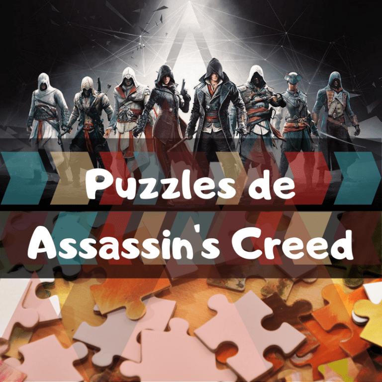Lee más sobre el artículo Los mejores puzzles de Assassin's Creed