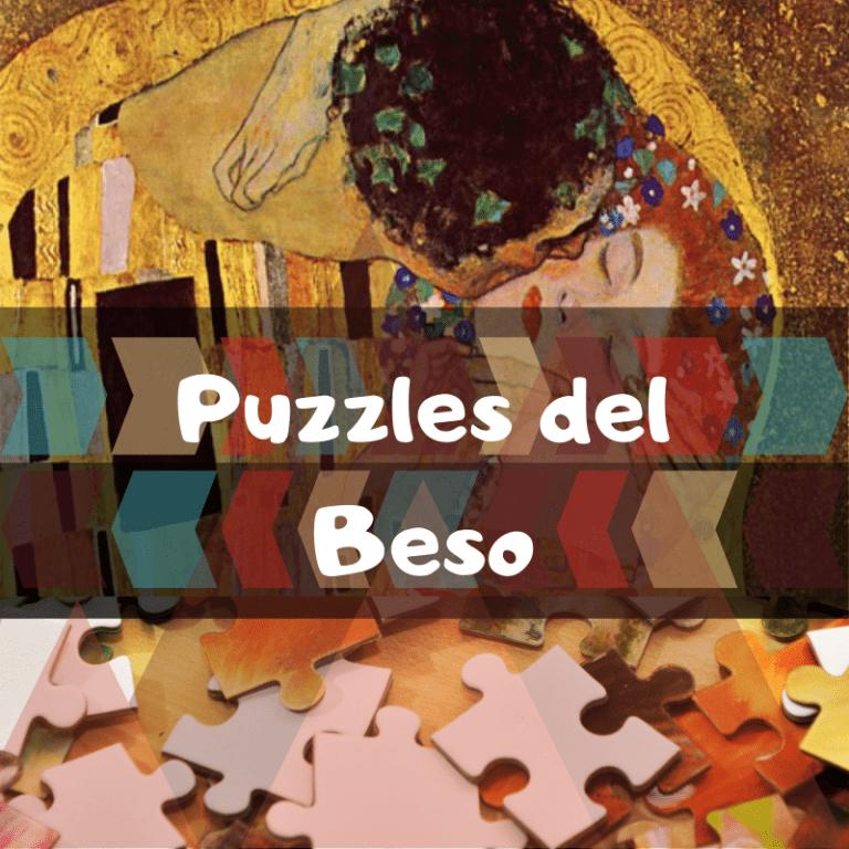 Los mejores puzzles del Beso de Gustav Klimt