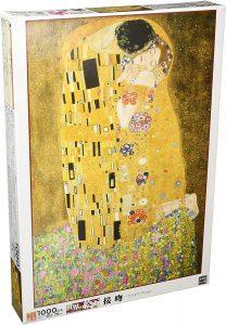 Los mejores puzzles del Beso de Gustav Klimt - Puzzle de 1000 piezas del Beso de Gustav Klimt de Epoca